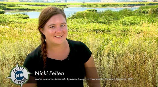 Nicki Feiten Water Resource Scientist